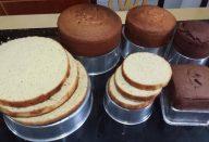 Pão de Ló Perfeito com 4 Ingredientes