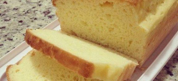 Pão fofinho fácil
