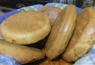 Pãozinho Rápido de Frigideira