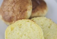 PÃO FIT – 3 INGREDIENTES