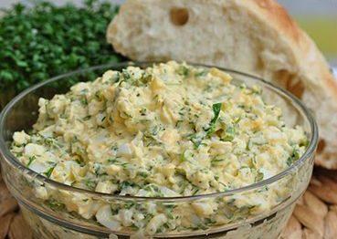 Pasta de ovos deliciosa
