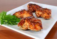 Peito de frango delicioso
