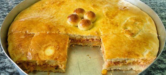 Torta Fofinha de Frango