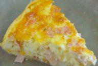 Torta com Base de Batata