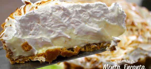 Torta de Limão, a mais TOP das receitas