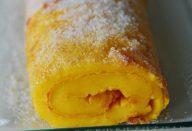 Torta de laranja fácil