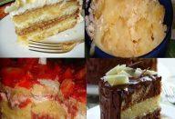 20 Recheios para Bolos,Tortas e Pavês