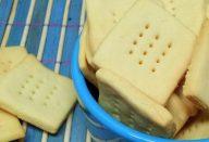 BOLACHINHAS SALGADAS sem glúten e sem lactose! Difícil vai ser você parar de comer!
