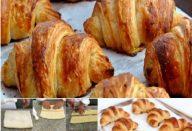 Como fazer Croissant