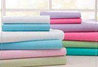 Como passar lençóis