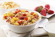Como preparar cereal matinal em casa
