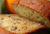 Faça este pão de banana sem farinha, super saudável e saboroso.