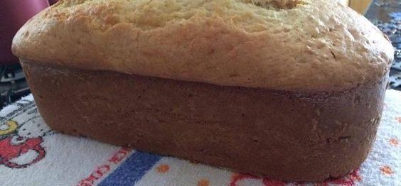 Pão Caseiro com Aveia