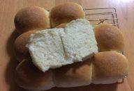 Pão Econômico (Sem Leite e Ovos)