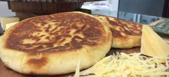 Pão Indiano De Frigideira