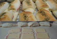 Pão simples