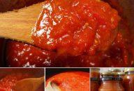 Receita de Molho de Tomate mais Fácil do Mundo