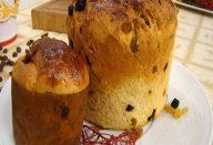 Receita de Panetone Tradicional de Frutas