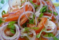 Receita de salada laxante e desintoxicante