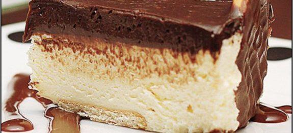 Receita de torta de liquidificador holandesa