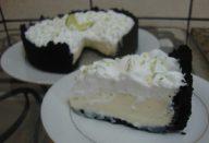 Torta Negra de Limão