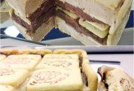 Torta de Biscoito Passatempo