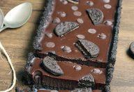 Torta de Oreo com Chocolate (sem forno)