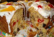 bolo de natal fácil