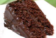 Bolo Levíssimo de Chocolate