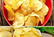 Como-fazer-batata-frita-no-micro-ondas-sem-fritar-com-óleo