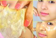 Máscara Para Remover Cabelo Facial