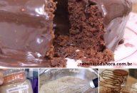 Mistura Caseira Para Bolo de Chocolate