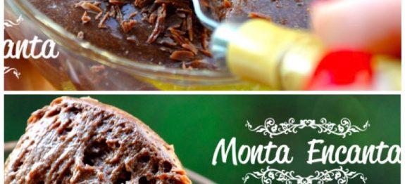 Mousse de Chocolate Tradicional, 15min e está pronto