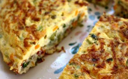Omelete Prático de Microondas