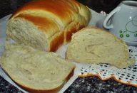 Pão Caseiro Que Não Precisa Sovar