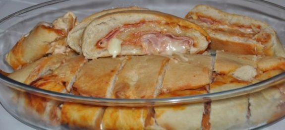 Pão Caseiro Recheado (Segura Marido)