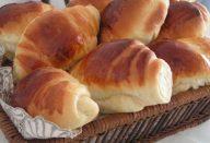 Pão caseiro perfeito!