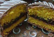 Pão de Mel Cenoura