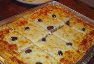 Pizza de Liquidificador deliciosa