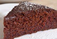 Receita simples de bolo de liquidificador