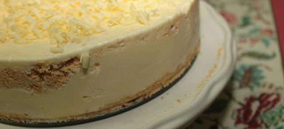 Sorvetão Torta de Limão