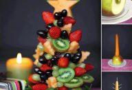 Árvore Comestível De Natal