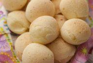 Pão de Queijo em 10 Minutos (Com Maionese)