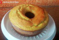 bolo de milho antigo