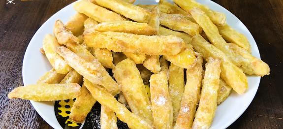 segredo das batatas