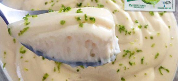 Mousse-de-Limão-com-Suco-Tang
