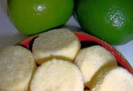 biscoito de limao