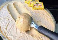 sorvete pacoca
