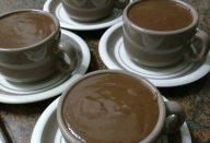 Chocolate Quente com Maizena