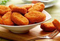 Nuggets de Frango Caseiros